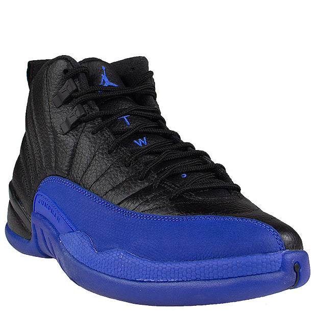 Air Jordan 12 Retro 'Black Game Royal'