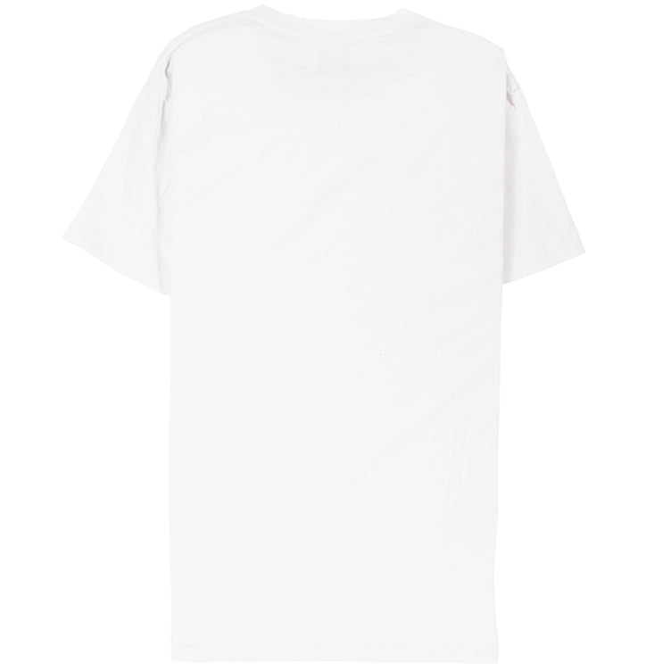 Lifted Anchors Virus Graphic White T-Shirt