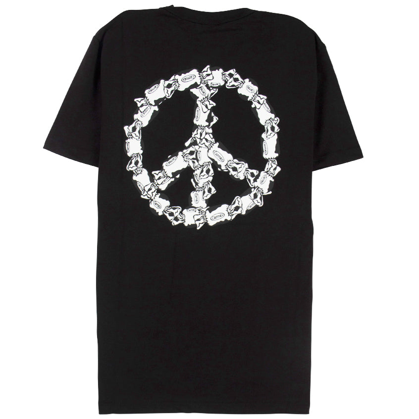 Carrots Peace Of Candy Black T-Shirt