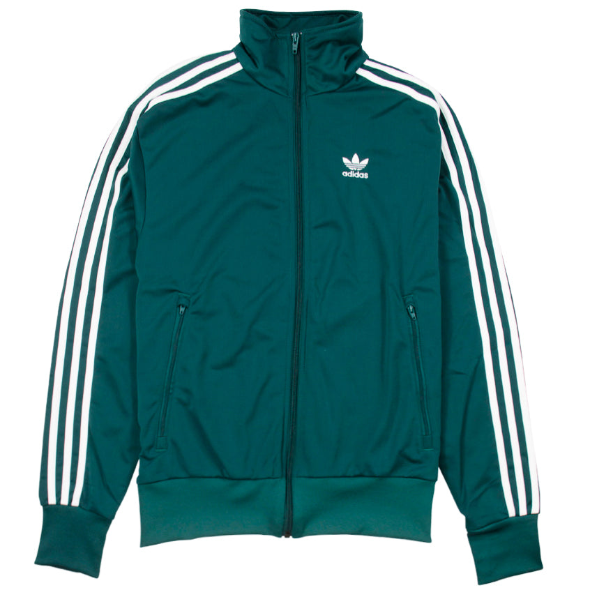 Adidas Firebird Green Track Jacket
