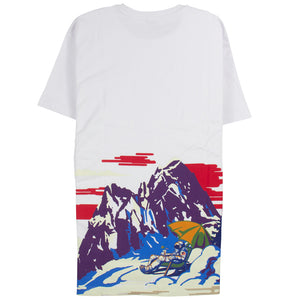 Billionaire Boys Club Purple Mountain T-Shirt