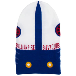 Billionaire Boys Club Balacava White Face Mask