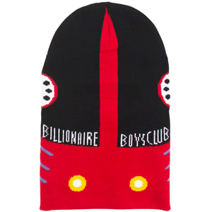 Billionaire Boys Club Balacava Black Face Mask