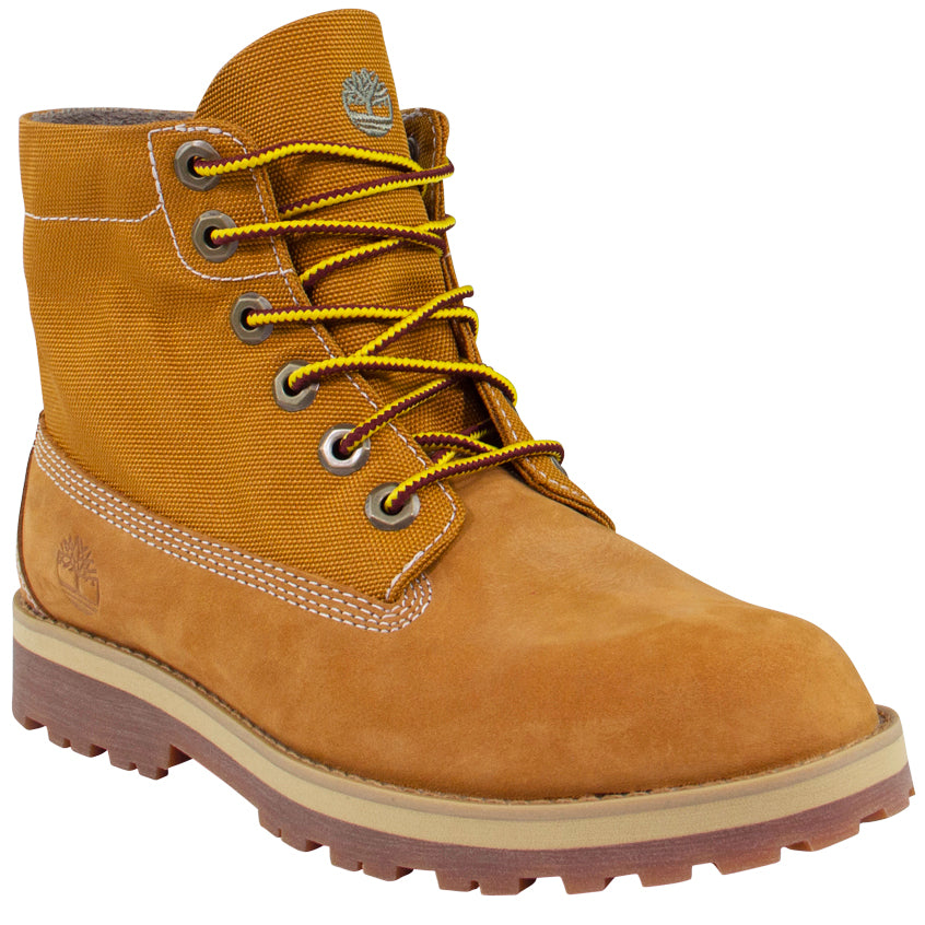 Timberland Junior Courma Kid Roll Top Wheat Boots