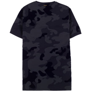 Inimigo Camuflated Blue T-Shirt
