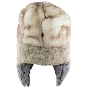 Kangol Multi Faux Fur Trapper Hat