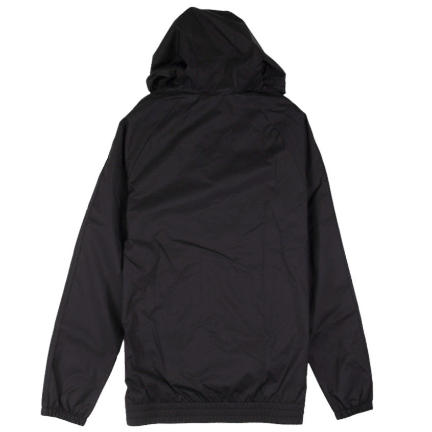 Adidas Black Winterized Windbreaker