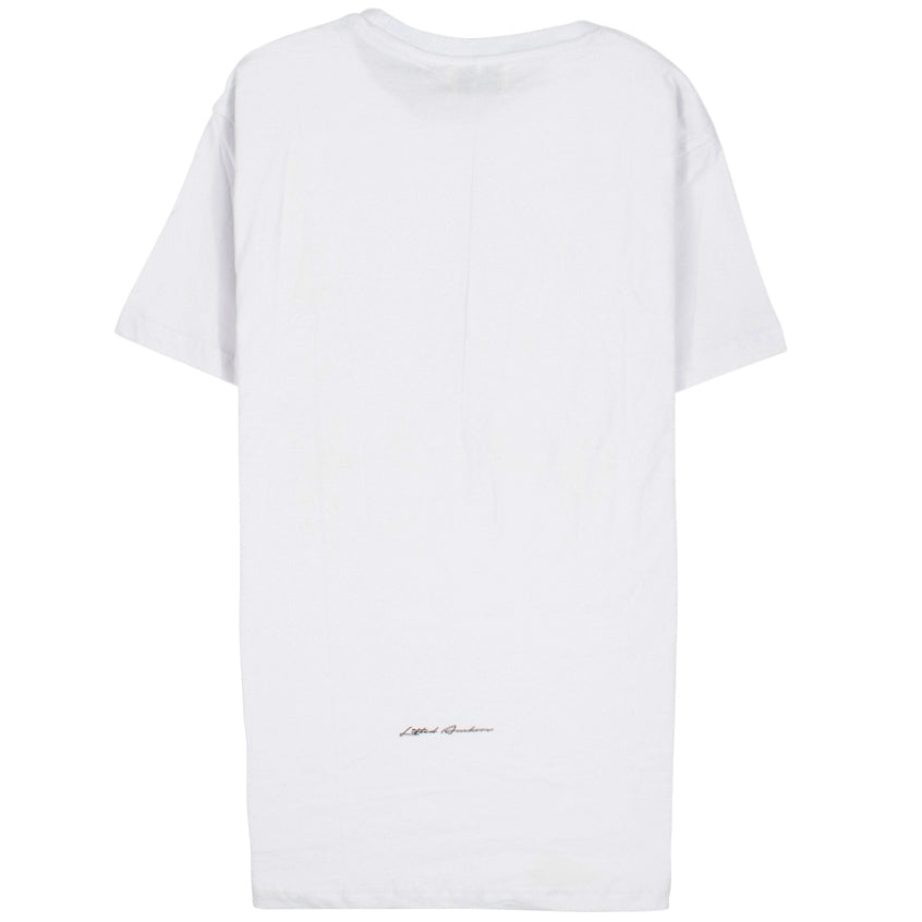 Lifted Anchors 'Chaos' White T-Shirt