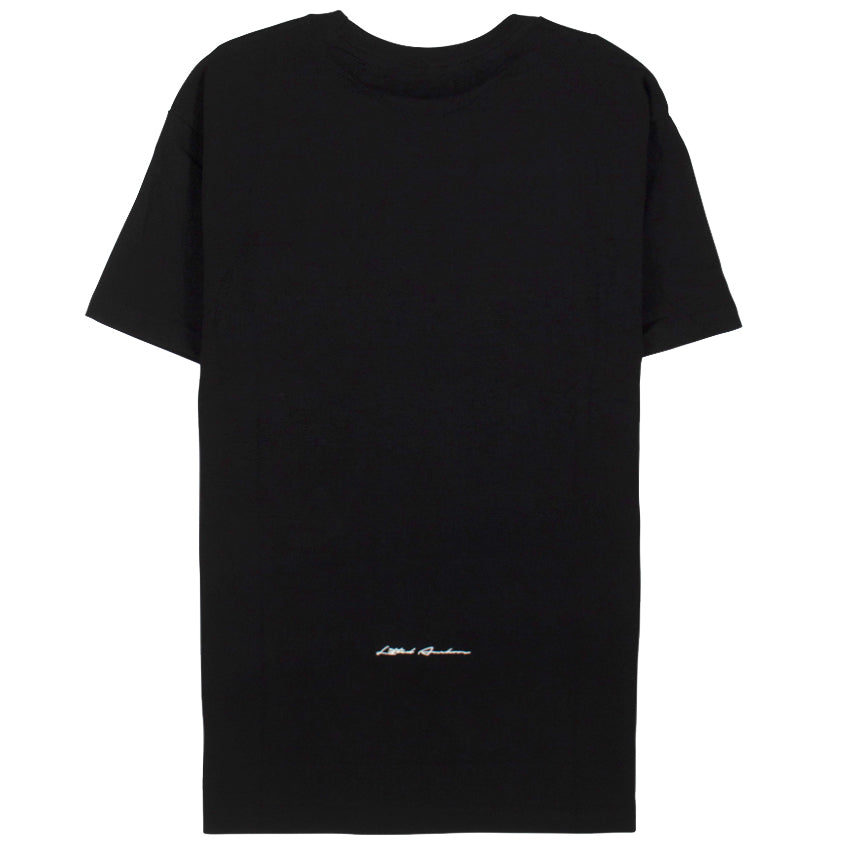 Lifted Anchors 'Peace' Black T-Shirt