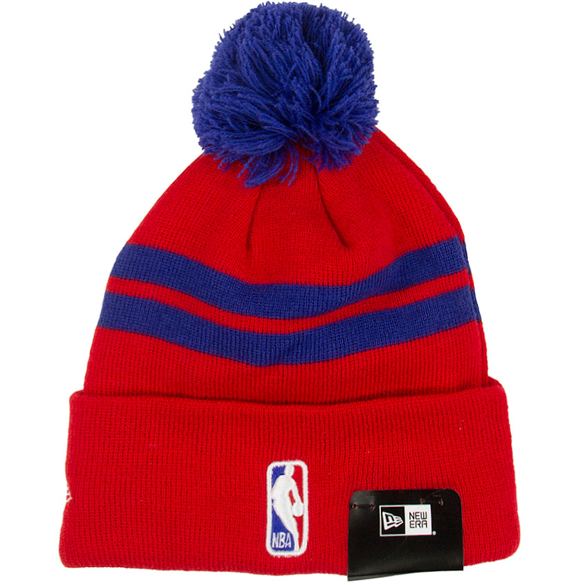 New Era Detroit Pistons NBA Authentics City Series Knit Skullie