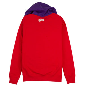 Billionaire Boys Club Bird Of Paradise Red Hoodie