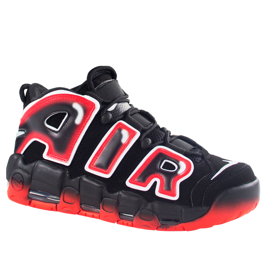 Nike Air More Uptempo (GS) 'Laser Red'
