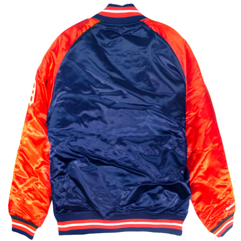 Mitchell & Ness MLB Tough Season Satin Jacket 'Tigers'