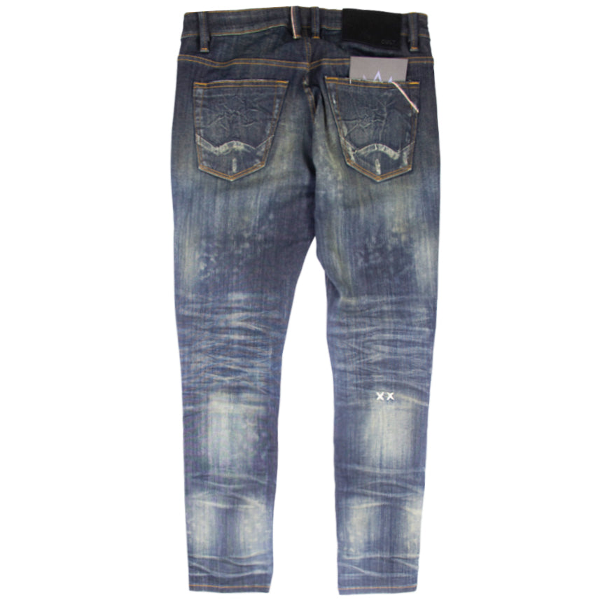 Cult Of Individuality Rocker Slim Stretch Jean