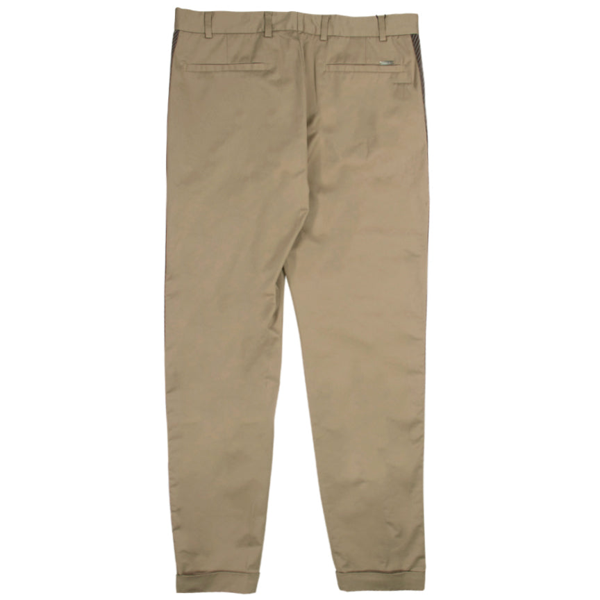 Inimigo Stripes Beige Trouser