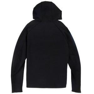 Nike Tech Fleece Full-Zip Black Hoodie