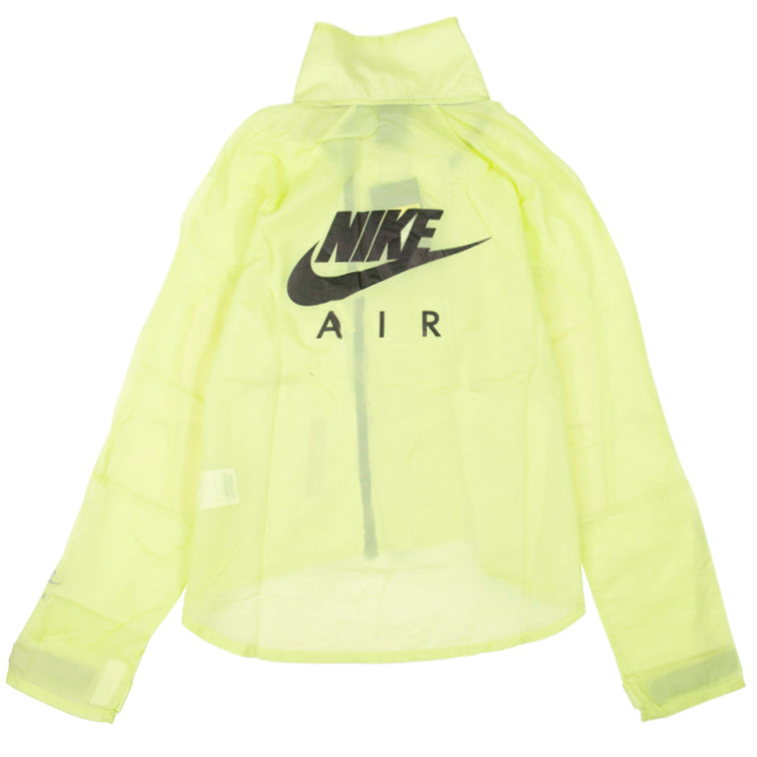 Nike Air Women's Green Windbreaker Jacket