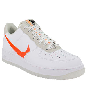 Nike Air Force 1 '07 LV8 3 'White/Orange'