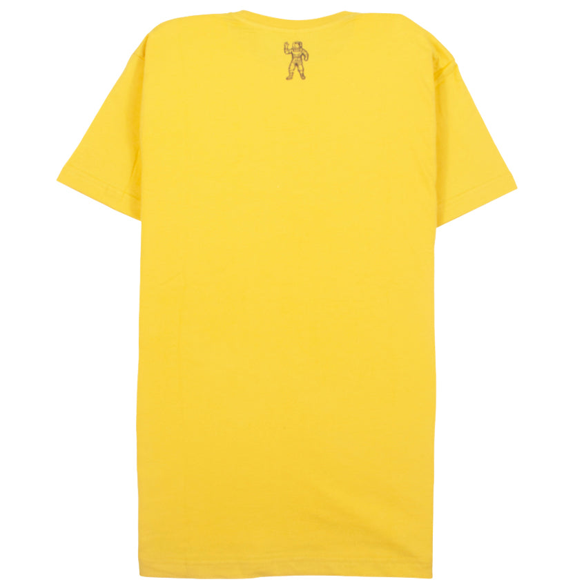 Billionaire Boys Club Microgravity Yellow T-Shirt