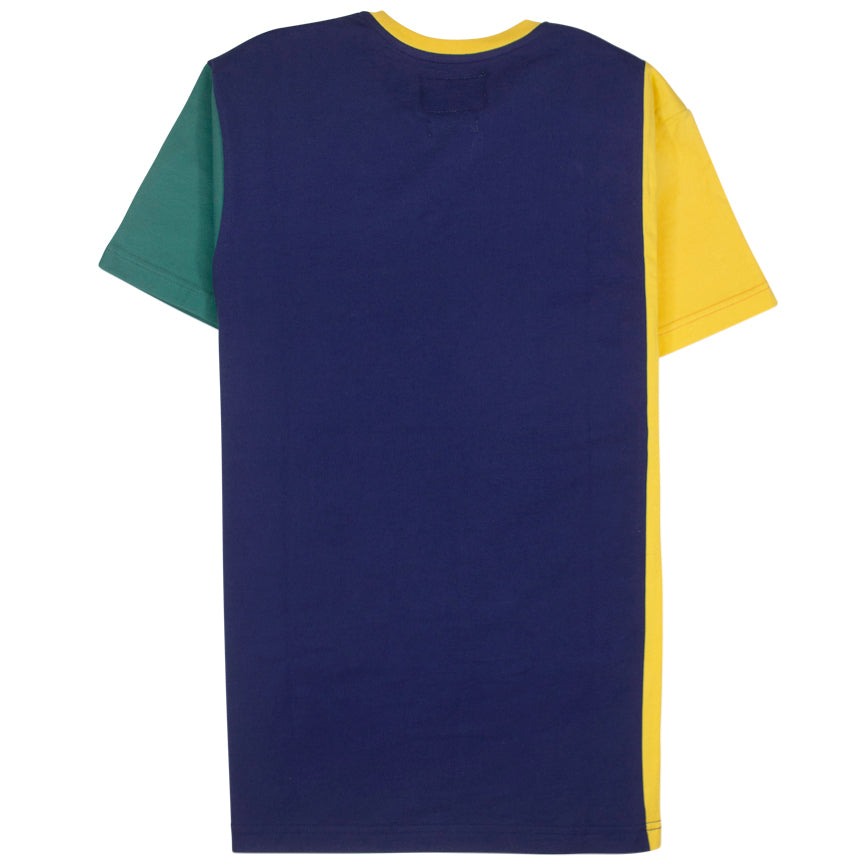 Billionaire Boys Club Split Decision Blue T-Shirt