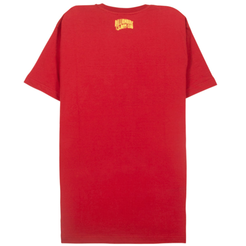 Billionaire Boys Club Cosmic Noise Red T-Shirt