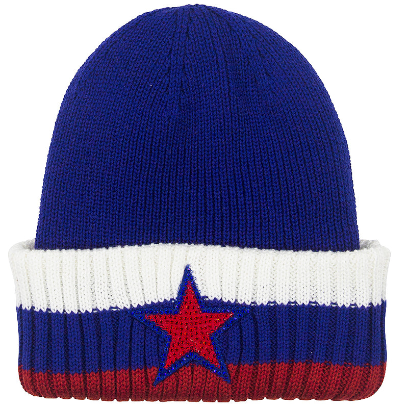 Mitchell & Ness NBA Rhinestone All-Star East Beanie