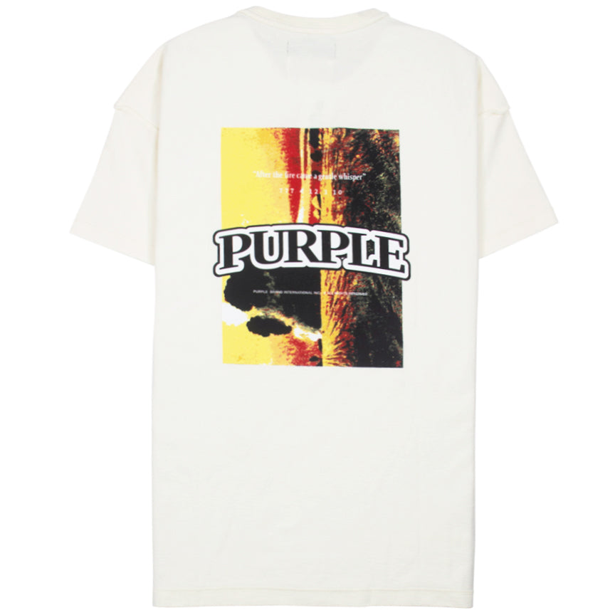 Purple Brand Sunset T-Shirt