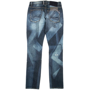 Cult Of Individuality Greaser Slim Straight Stretch Jeans