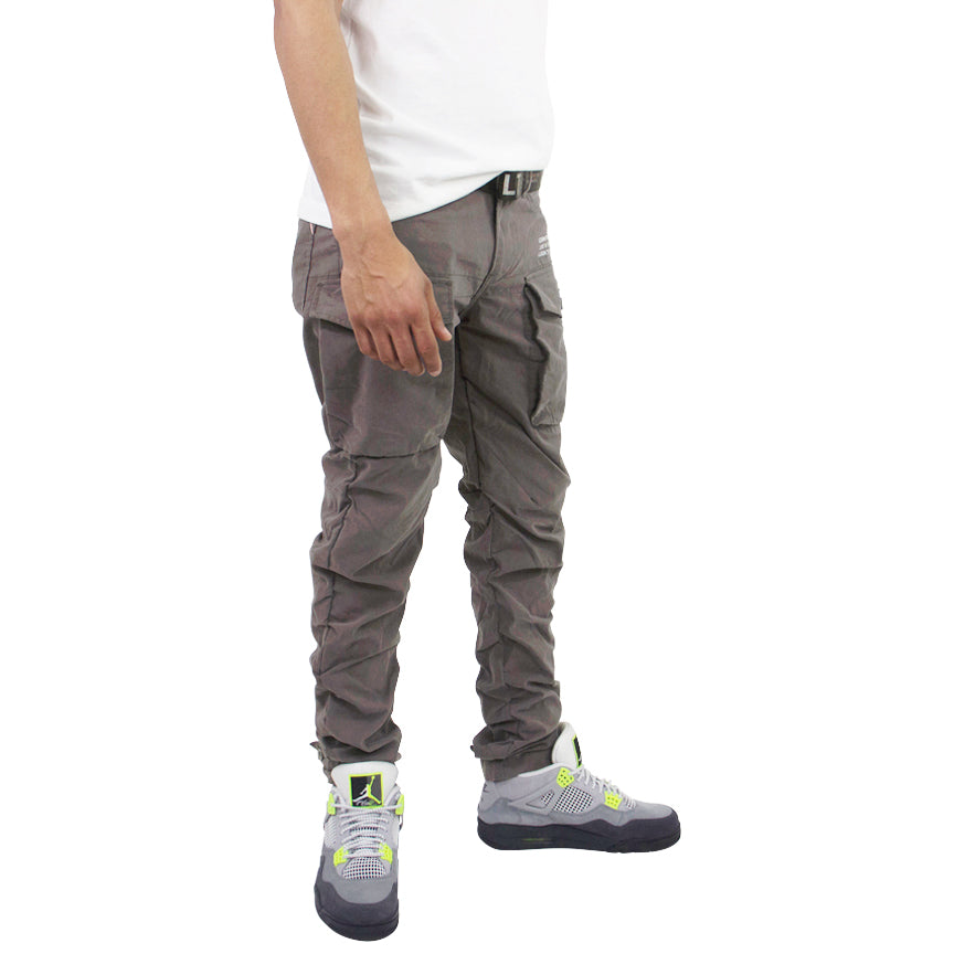 Cult Of Individuality Rocker Belted Cargo Pants