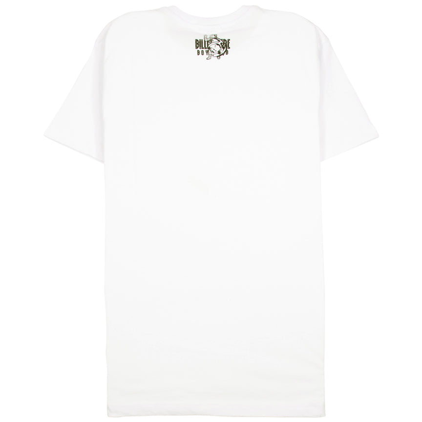 Billionaire Boys Club Collage White T-Shirt