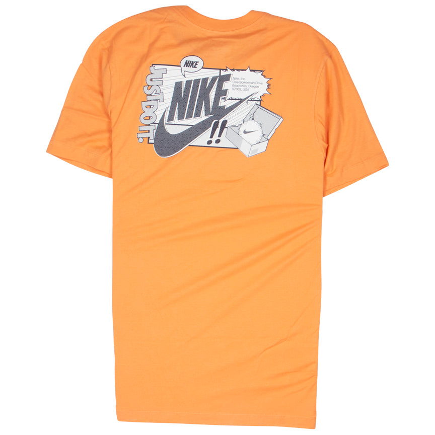 Nike NSW Orange T-Shirt