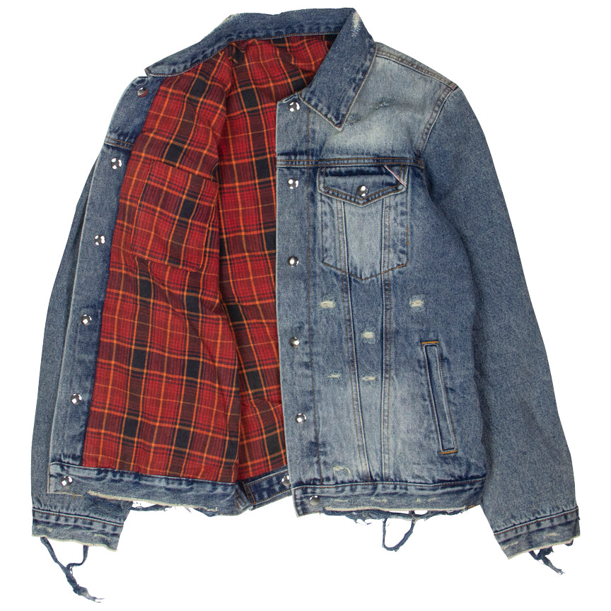 Cult Of Individuality Type II Reversible Denim Jacket