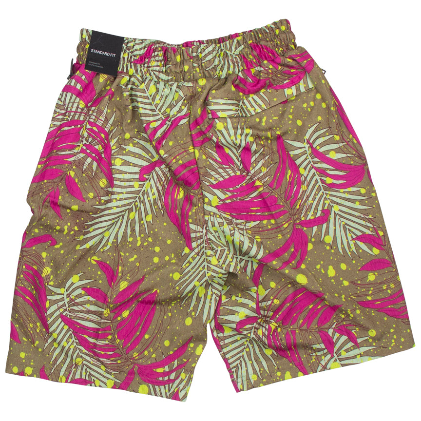 Air Jordan Jumpman Printed Knit Pink Shorts