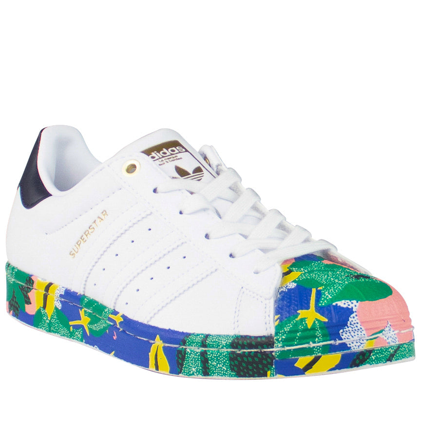 Adidas Women's Print Superstar