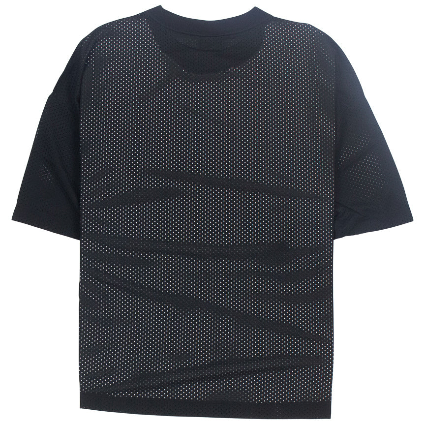 Nike Sportswear Women's Mesh Black Top