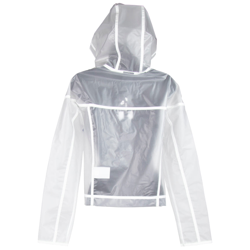 Nike Women's Windrunner Transparent White Jacket