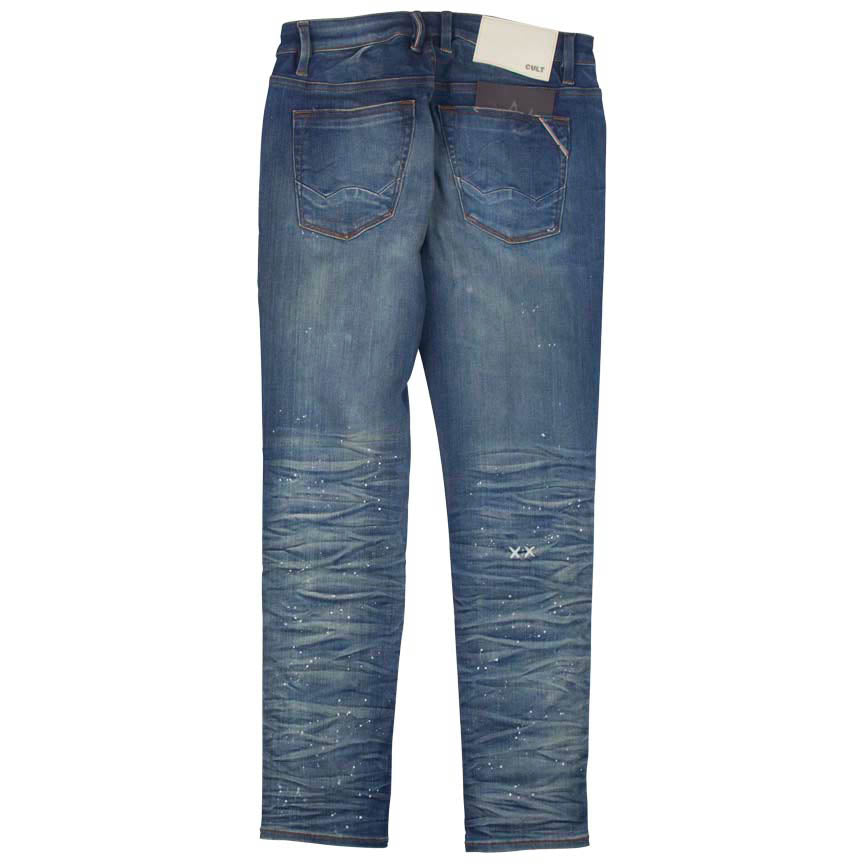 Cult Of Individuality Rocker Slim Stretch Jeans