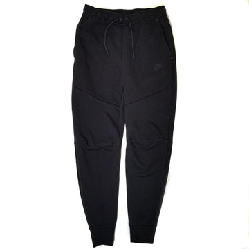 Nike Tech Fleece Black Joggers