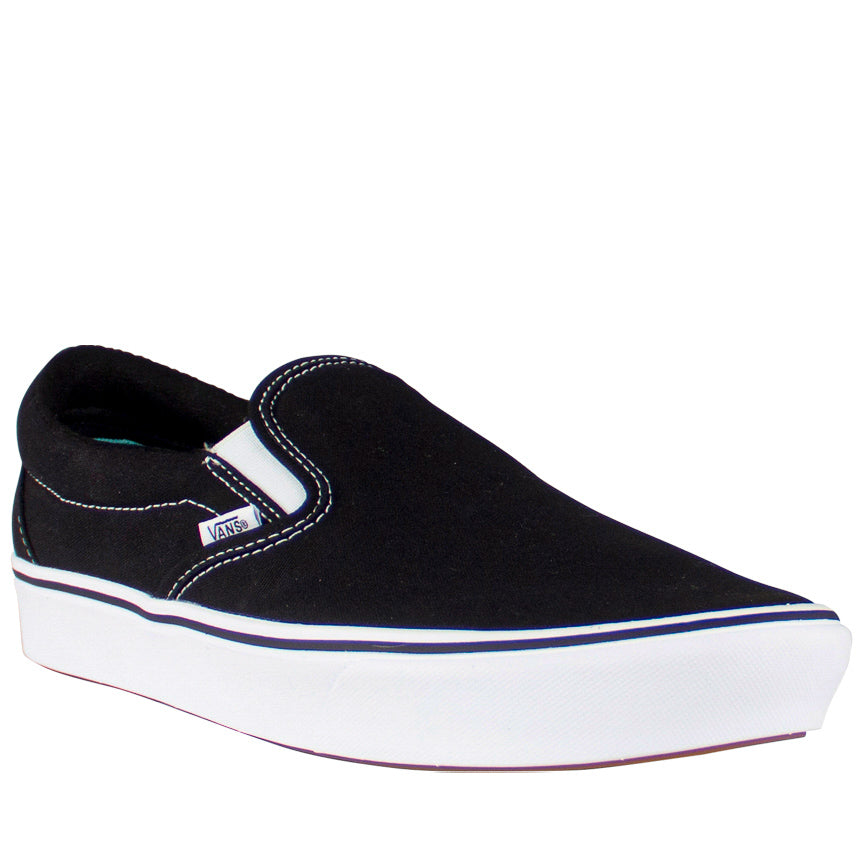 Vans Comfycush Black Slip-On