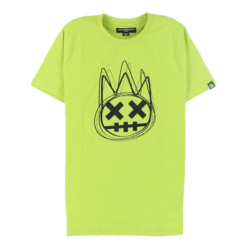 Cult Of Individuality Scribble Shimuchan Green T-Shirt