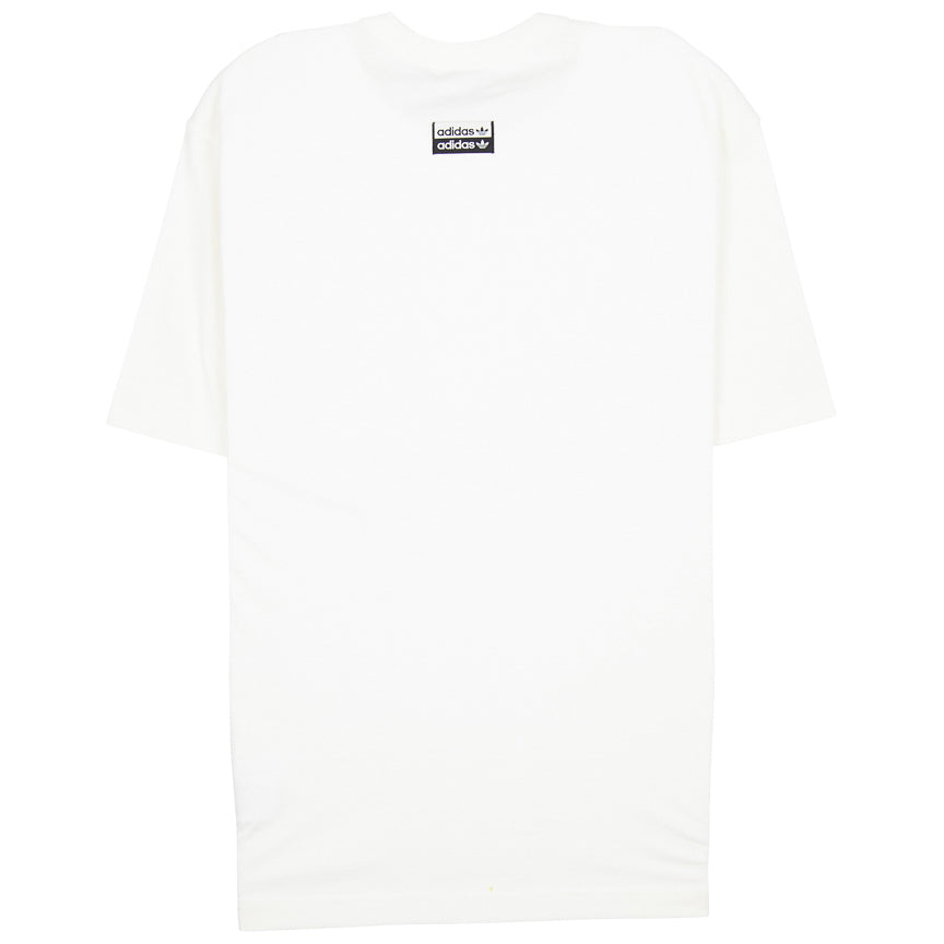 Adidas Originals Tie-Dye Off White T-Shirt