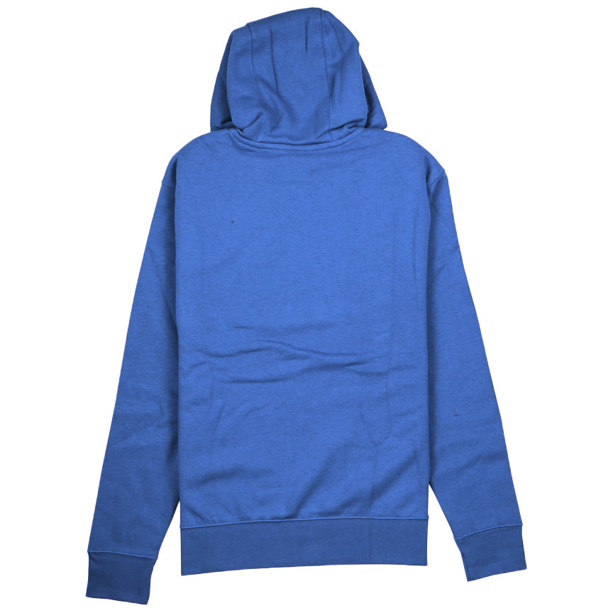Nike Sportswear Club Fleece Pullover Blue Hoodie