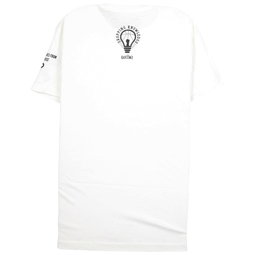 Mitchell & Ness 'Dropping Knowledge' T-Shirt