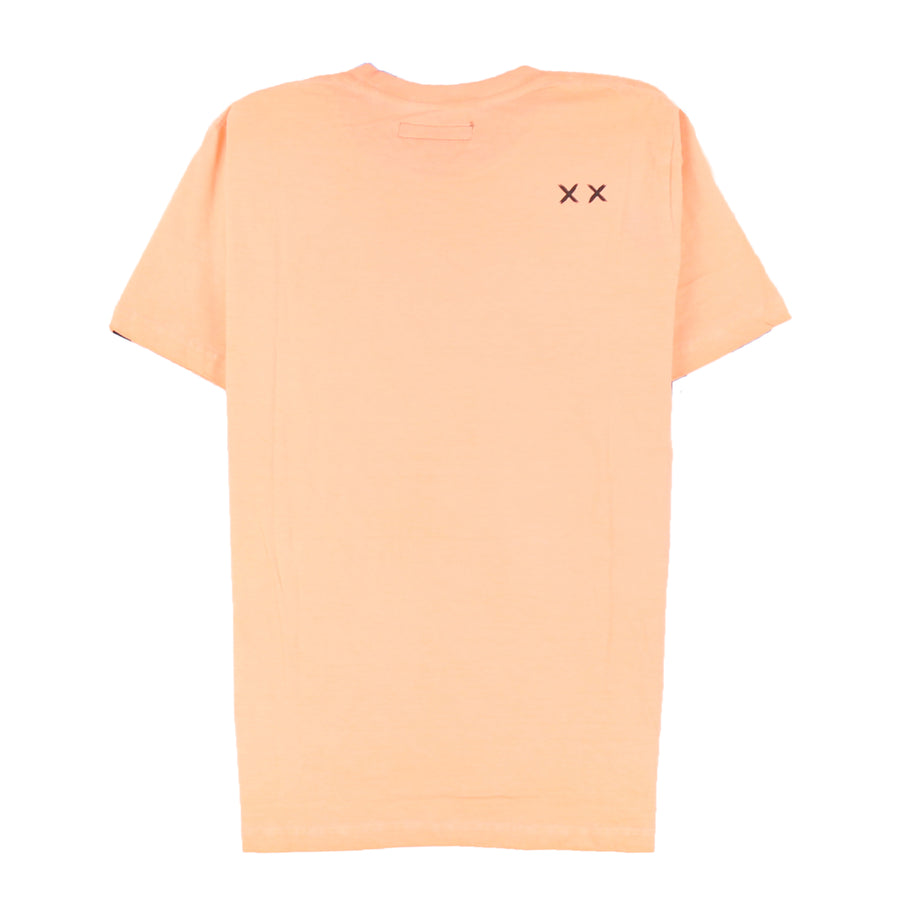 Cult Of Individuality Clean Shimuchan Orange T-Shirt