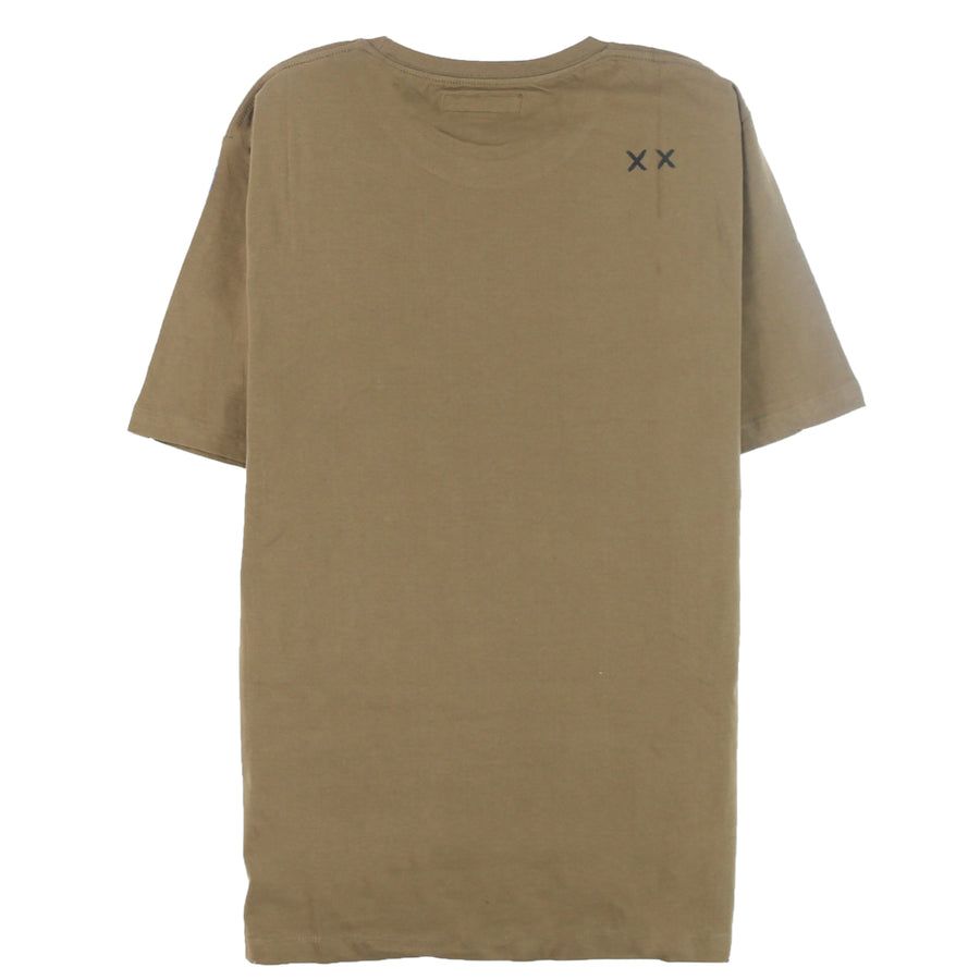 Cult Of Individuality Clean Shimuchan Green T-Shirt