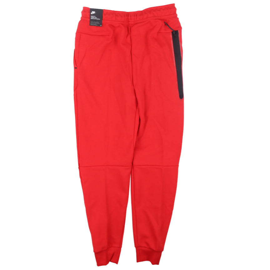 Nike Sportswear Tech Fleece Red Joggers