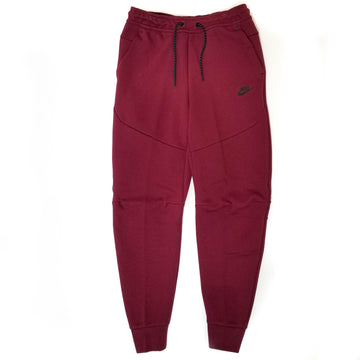 Nike Sportswear Tech Fleece Burgundy Joggers