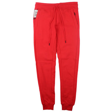 Jordan Craig Uptown Jogger Red Sweatpants