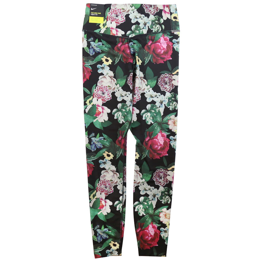 Nike One Women's Floral 7/8 Tights