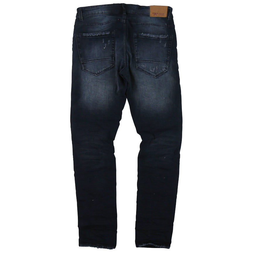 Jordan Craig Sean - Abyss Denim Jeans (Midnight Blue)